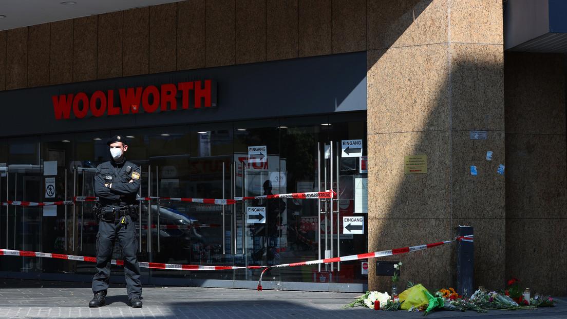 Pressekonferenz zu Messerattacke in Würzburg: Angreifer tötete offenbar gezielt Frauen
