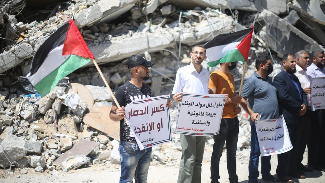 Palästinensische Regierung fordert Staatengemeinschaft zu Israel-Sanktionen auf