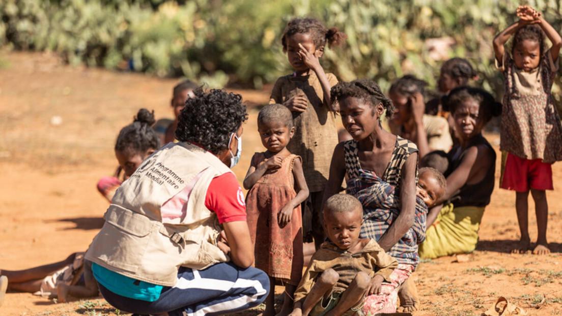 Hungersnot in Madagaskar: Bald 500.000 Menschen bedroht