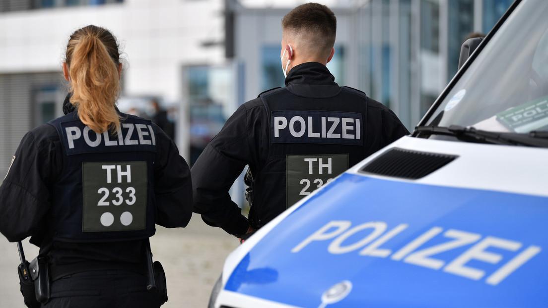 Zwei Menschen in Erfurt offenbar mit Messer angegriffen und verletzt – Täter auf der Flucht