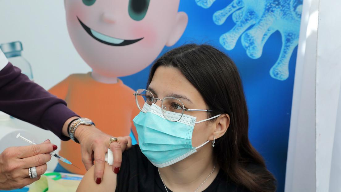 """Delta-Variante in Israel: """"Rund die Hälfte"""" der Neuinfizierten vollständig geimpft"""