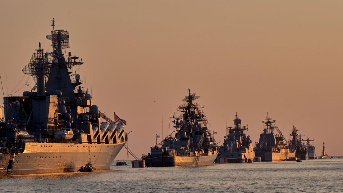 Seemanöver im Mittelmeer: Russisches Militär übt Absicherung seiner Stützpunkte in Syrien