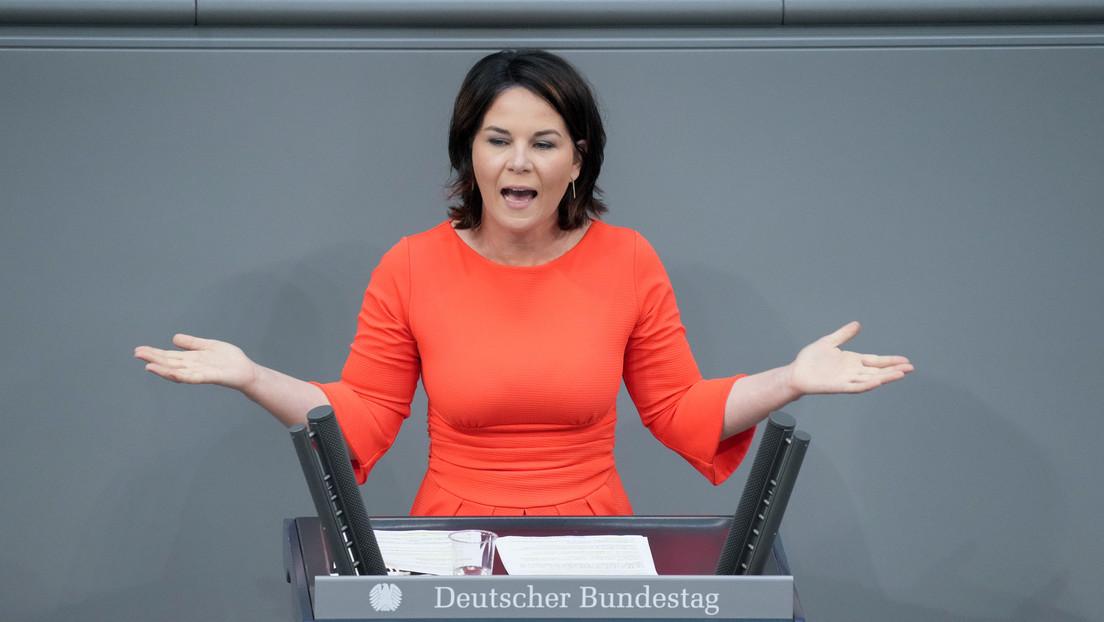Holt Kanzlerkandidatin Baerbock ein Veruntreuungsfall aus dem Jahr 2011 ein?