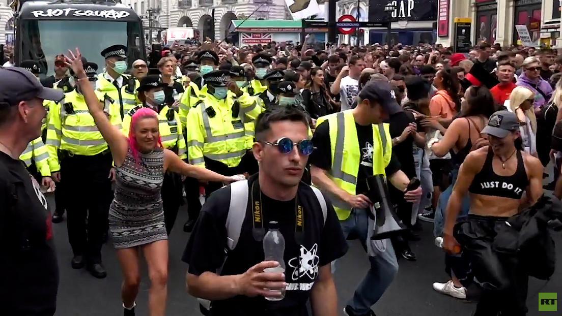 """""""Save Our Scene!"""" - Proteste gegen anhaltende Clubschließungen in London"""