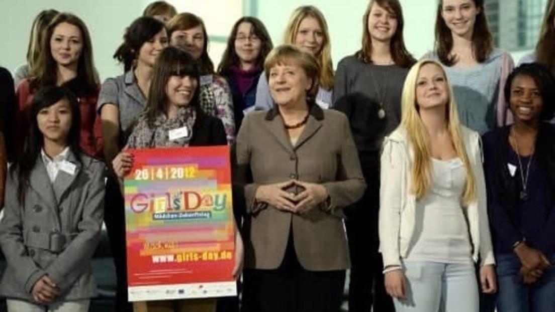 LIVE: Bundeskanzlerin Merkel im Dialog mit Studenten über die Zukunft Europas