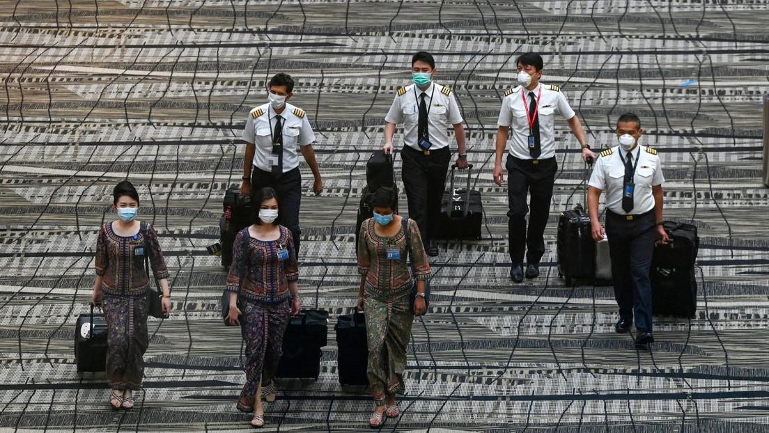 """Singapurs Regierung plant Übergang zur """"neuen Normalität"""" vor dem Hintergrund der COVID-19-Pandemie"""