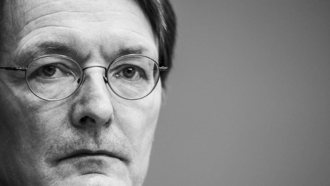 """""""Entweder geimpft oder COVID-19"""" – Kontroverse zwischen Lauterbach und Prof. für Kinderheilkunde"""