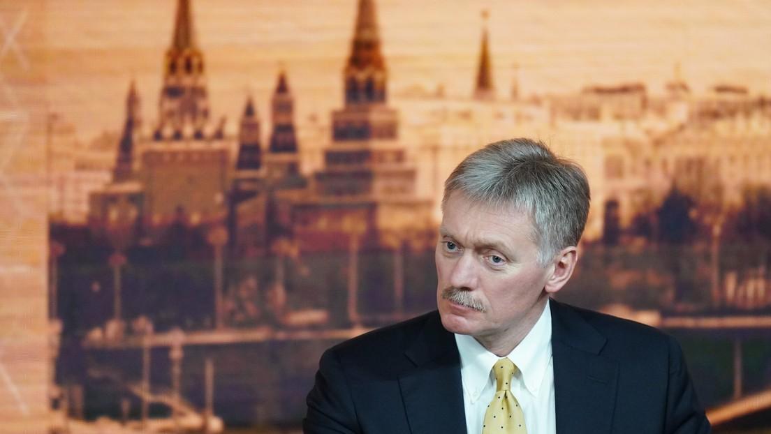 Kreml-Sprecher: Impfung in Russland sowohl de facto als auch de jure freiwillig