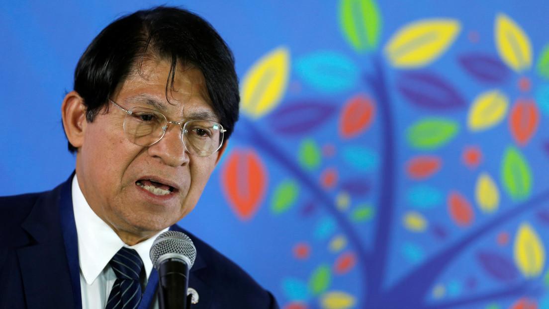 Nicaraguas Außenminister: Spanien vergisst, dass wir seit Jahrzehnten ohne ihre Herrschaft leben