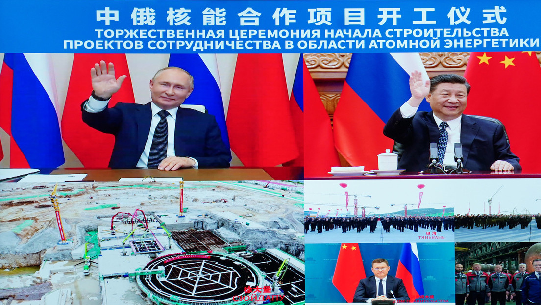 Putin und Xi verkünden bei virtuellem Treffen Verlängerung von Freundschaftsvertrag