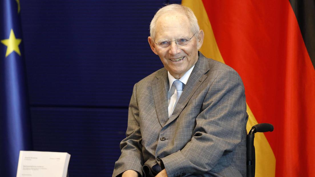 Die Propaganda der Anderen: Schäuble warnt vor russischer Einflussnahme – und vor RT