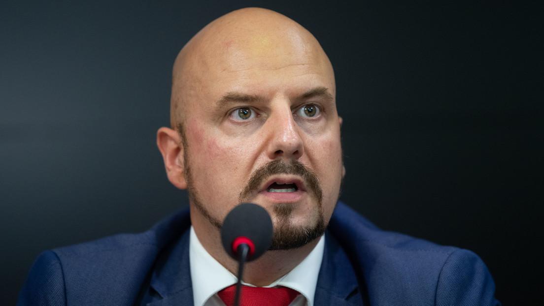 Wegen Aufruf zum Sturz der Regierung: Anklage gegen Ex-AfD-Politiker Stefan Räpple