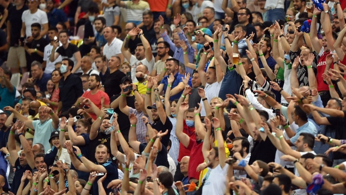 """""""Unverantwortlich"""" – Kurz vor dem Wembley-Spiel wettert deutsche Politik gegen hohe Zuschauerzahlen"""