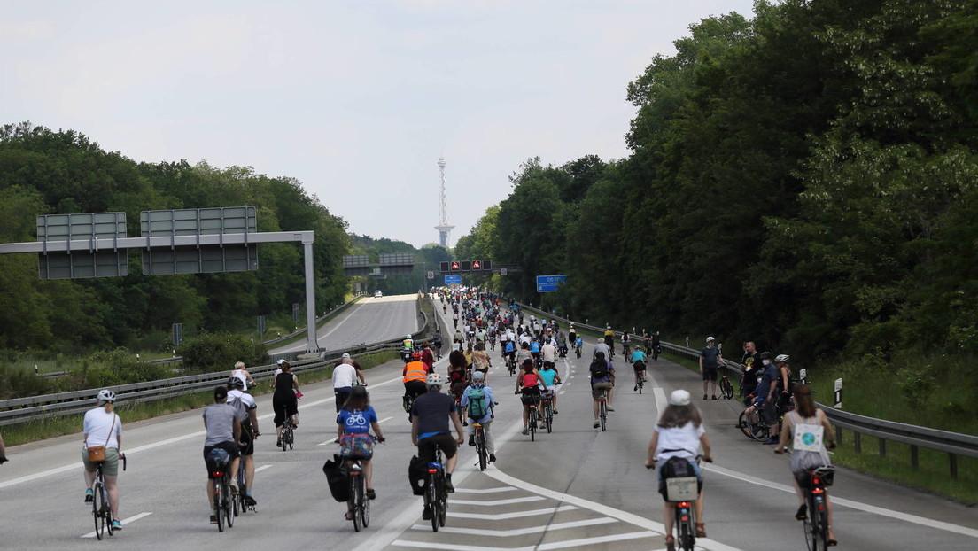 Radfahren in Berlin: Ärger nach drei Jahren Mobilitätsgesetz