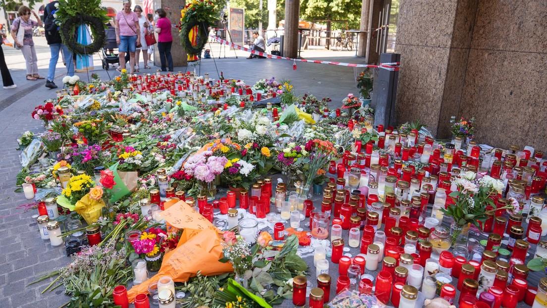 """Messerattacke in Würzburg mit drei Toten: Islamistischer Hintergrund laut Ermittlern """"naheliegend"""""""