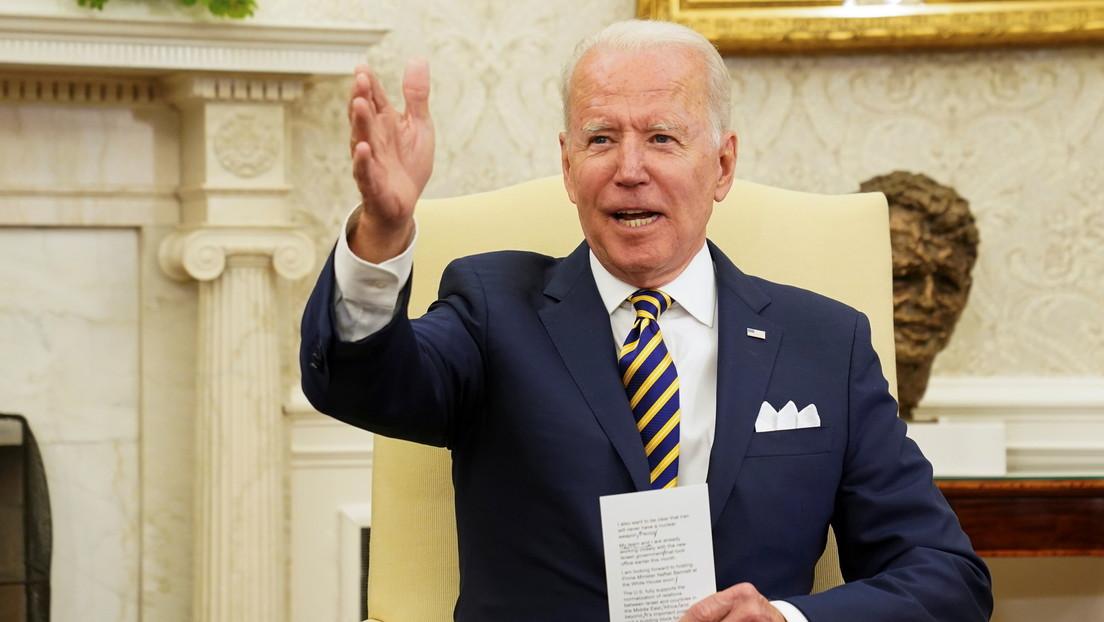"""Biden: """"Wenn es Israel nicht gäbe, müssten wir es erfinden"""""""