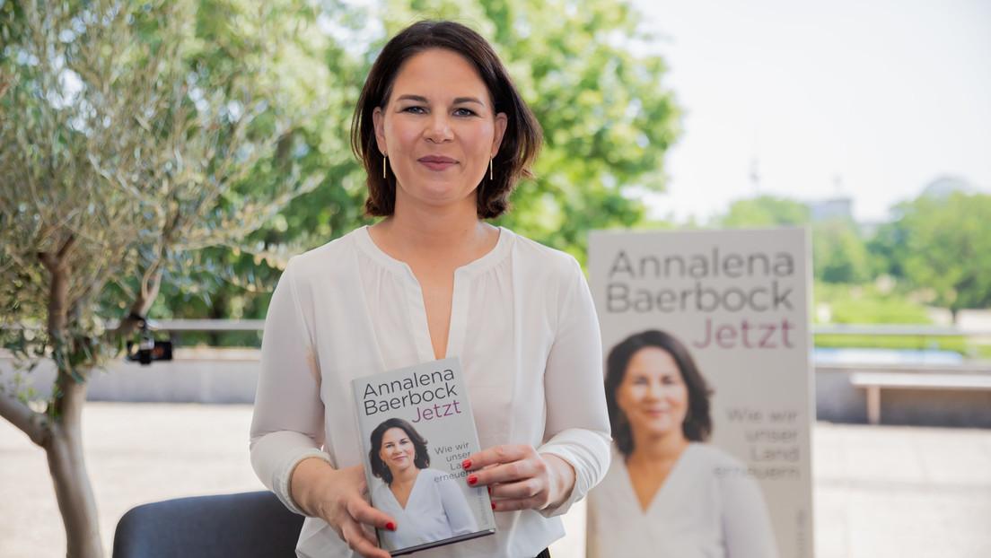 """Nach Lebenslauf-""""Verschönerung"""": Hat Annalena Baerbock in ihrem neuen Buch anderswo abgeschrieben?"""