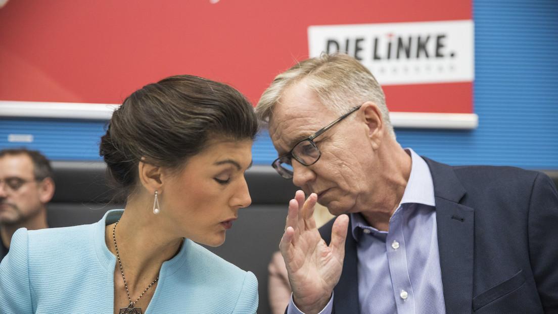 """""""Absurd"""" – Dietmar Bartsch zum Ausschlussverfahren gegen Sahra Wagenknecht"""