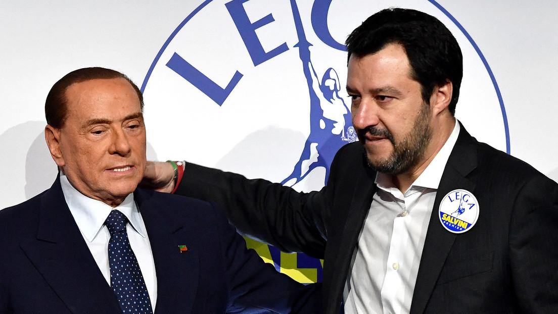 Berlusconi und Salvini planen die Gründung einer italienischen CDU