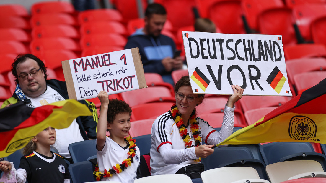 EM 2021 Achtelfinale Live-Ticker: Deutschland - England