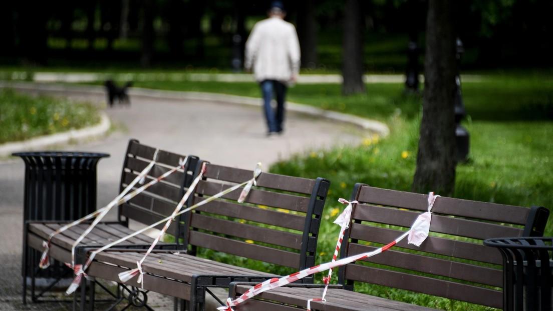 Russland: Lockdown für ungeimpfte Bürger in zwei Städten eingeführt