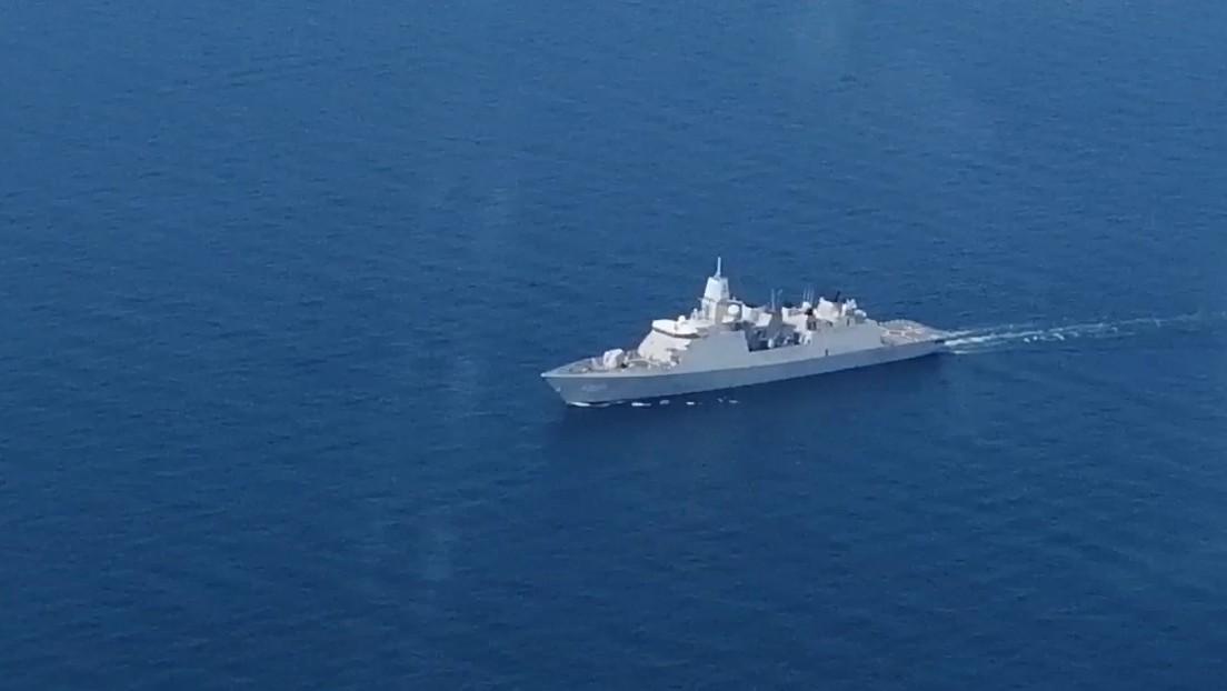 Moskau nimmt Stellung zum Vorfall mit niederländischer Fregatte im Schwarzen Meer