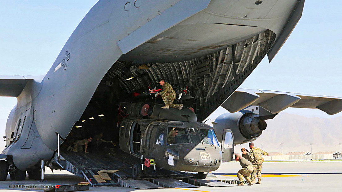 Es ist Zeit, das US-Experiment in Afghanistan auf den Scheiterhaufen der Geschichte zu werfen