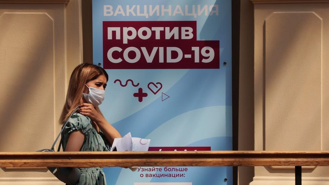 Russen nennen Gründe für Ablehnung der COVID-19-Impfung