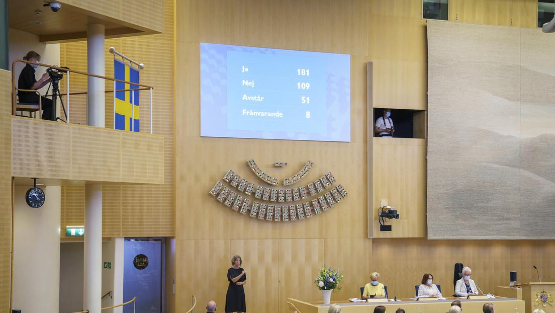 Regierungskrise in Schweden: Rechtskonservative könnten rot-grüne Regierung beenden