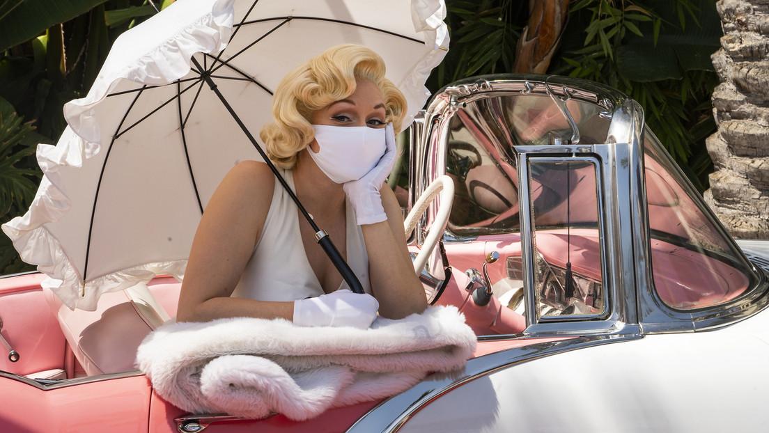 Trotz Impfung keine Freiheiten? Los Angeles empfiehlt auch geimpften Bürgern, Maske zu tragen