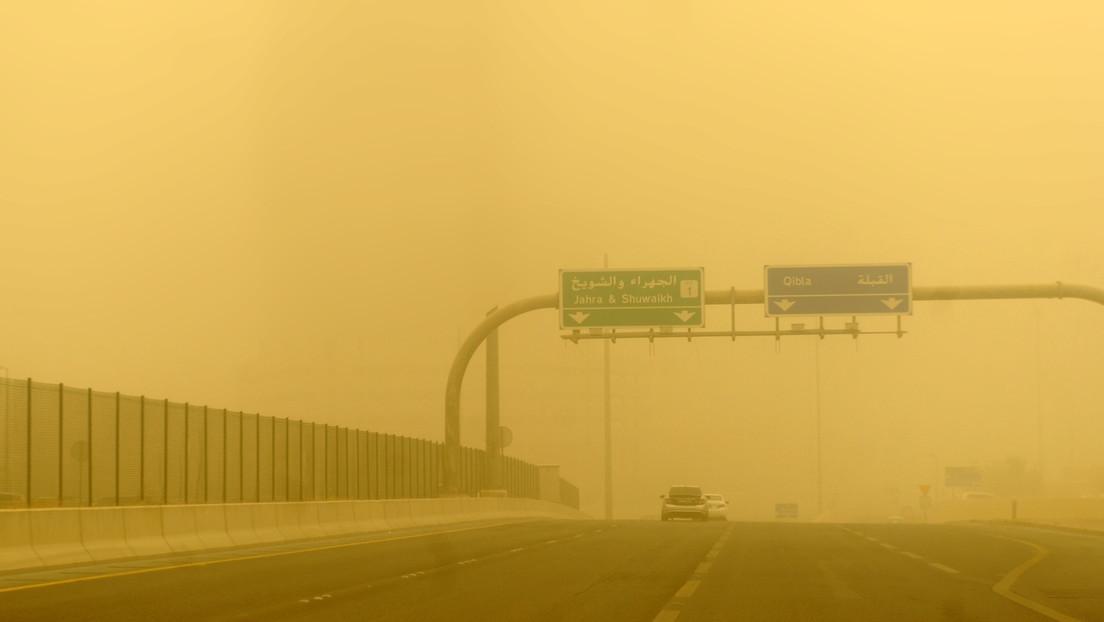 Beschwerde übers Wetter: Ägypter wird in Kuwait festgenommen