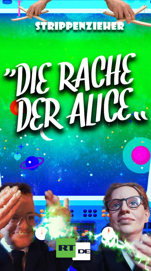 Die Rache der Alice | Möge die Macht mit uns sein