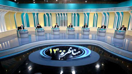 Im Vorfeld der Präsidentschaftswahlen: Die mediale Darstellung Irans im Westen