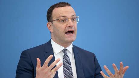 Auch Gesundheitsminister Spahn unterstützt schrittweise Aufhebung der Maskenpflicht