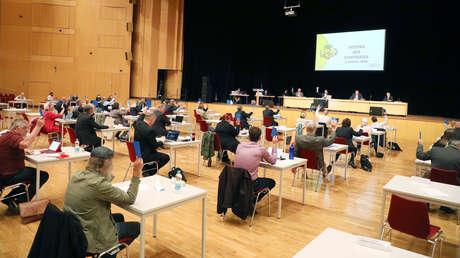 Das war knapp: AfD-Politiker Etzrodt bleibt weiterhin Vorsitzender des Geraer Stadtrats