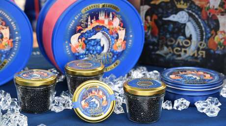 US-Nachfrage nach russischem Kaviar steigt um 640 Prozent – Ukraine größter Abnehmer