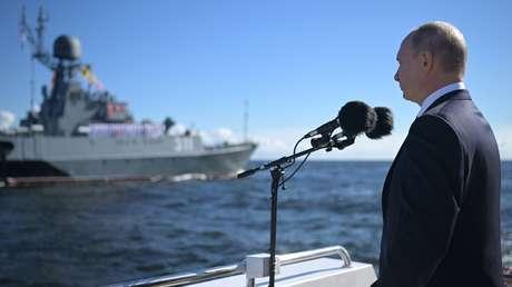 Russland warnt Großbritannien: Das nächste Mal werden wir eure Schiffe direkt bombardieren