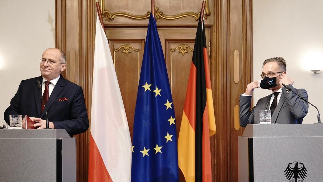 Nachbarn in der Krise: Maas vor einem schwierigen Besuch in Polen