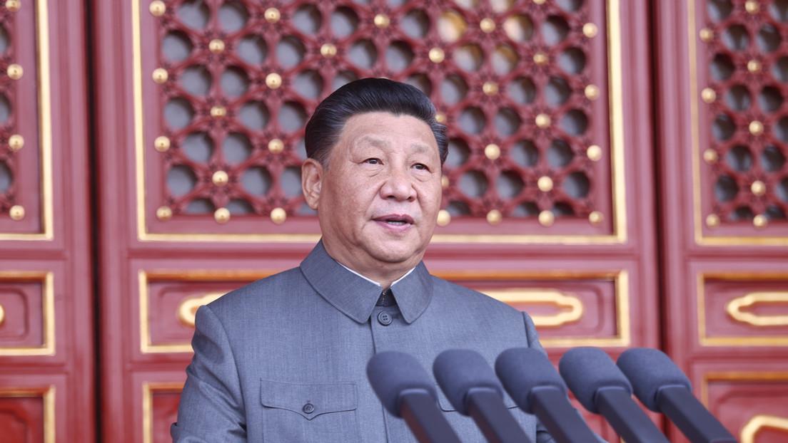 """Xi warnt Ausland bei Hundertjahrfeier der KP: Werden sich bei Einmischung """"den Kopf blutig schlagen"""""""