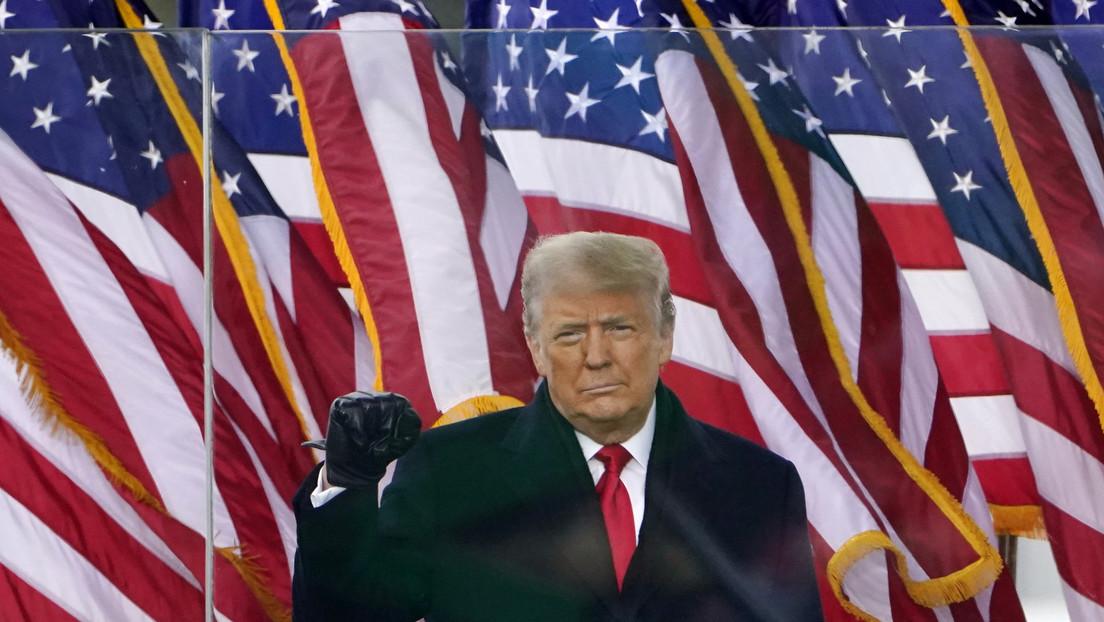 """Trump deutet Kandidatur für 2024 an: """"Ich habe mich bereits entschieden – das Land braucht es"""""""