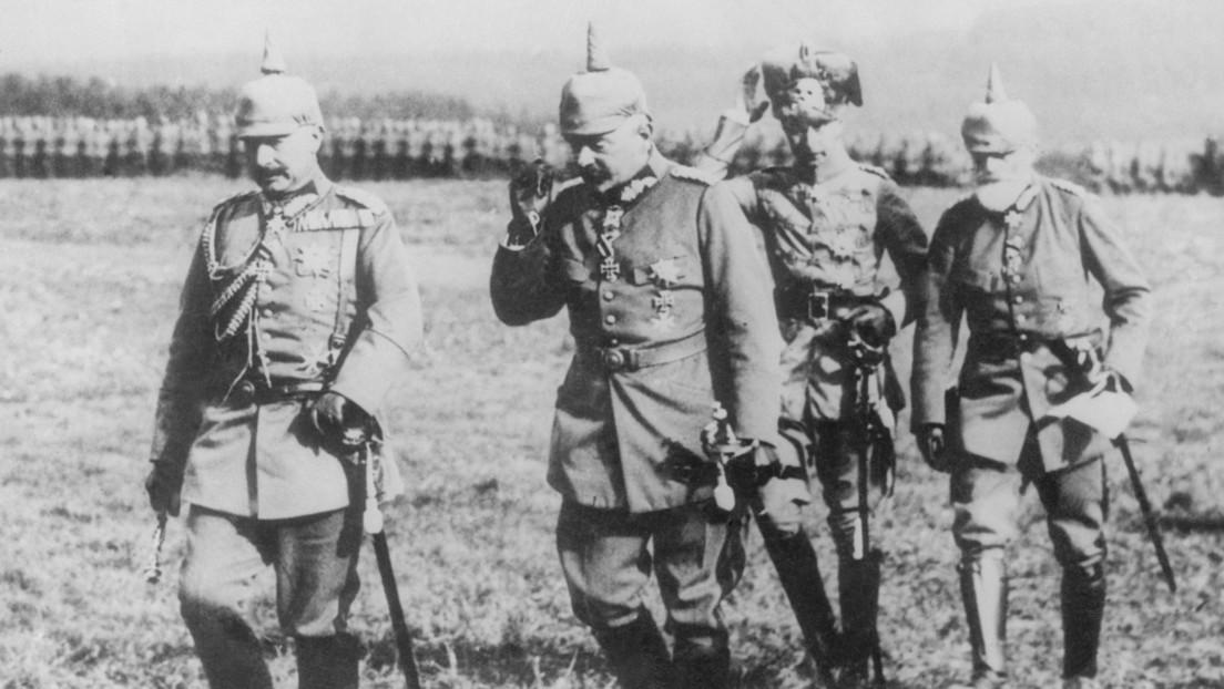 Kriegsschiffe und Säbelrasseln – Steuern wir auf ein neues 1914 zu?