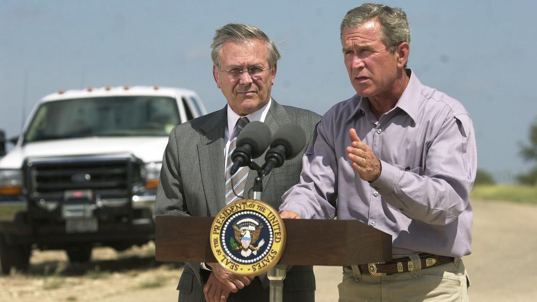 Donald Rumsfeld – Ein Rädchen in der Maschinerie der Dollar-Hegemonie