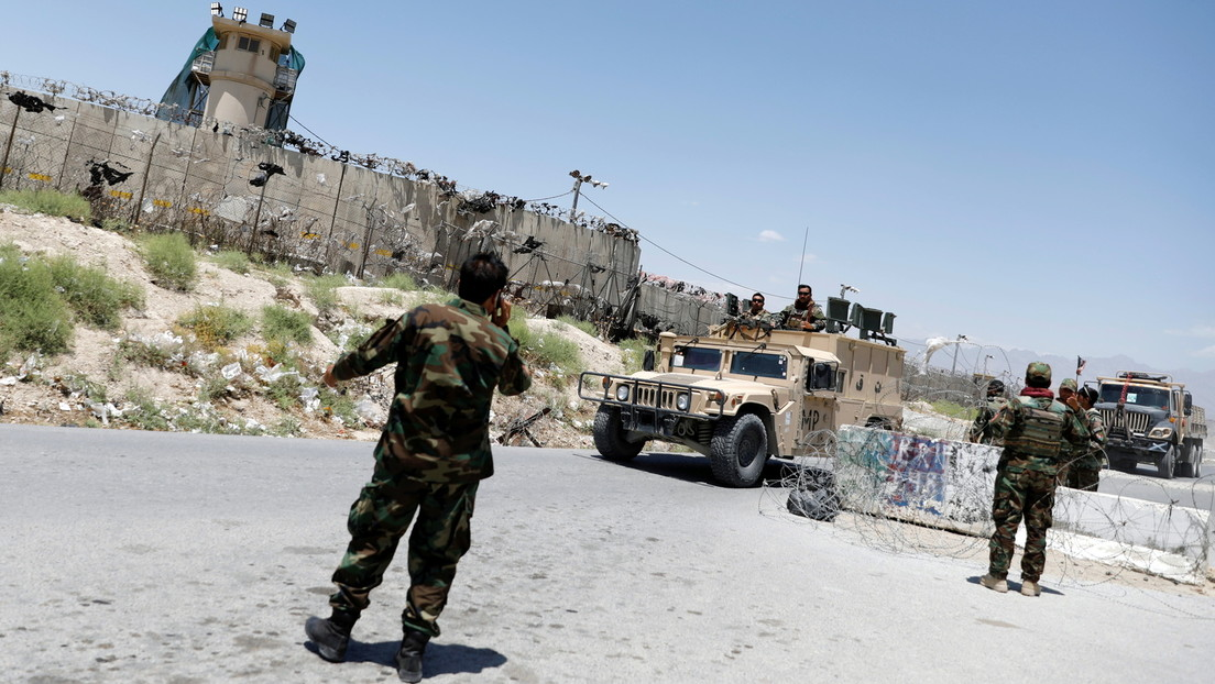 Afghanistan: US-Militär verlässt Luftwaffenstützpunkt Bagram