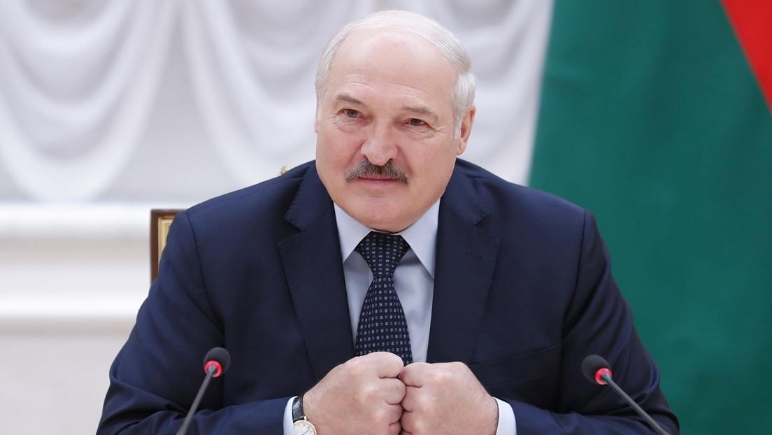 Lukaschenko: Untersuchung im Ryanair-Fall gibt Anlass zu Vorwürfen gegen Bundesregierung