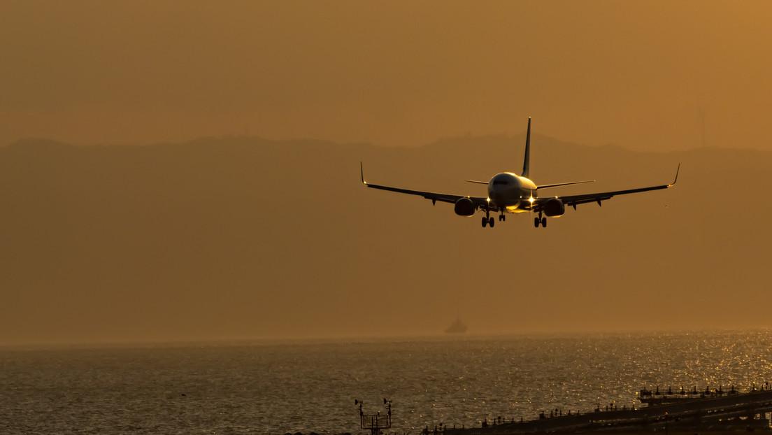 Boeing-Transportflugzeug vor Honolulu notgewassert