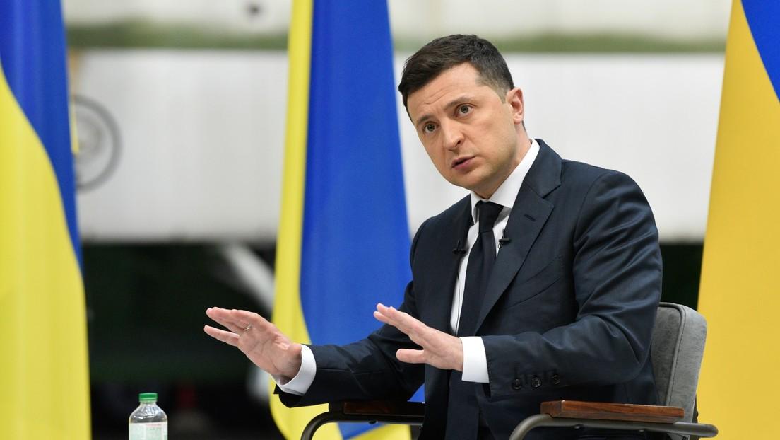 Selenskij kritisiert Putin: Russen und Ukrainer sind nicht ein Volk