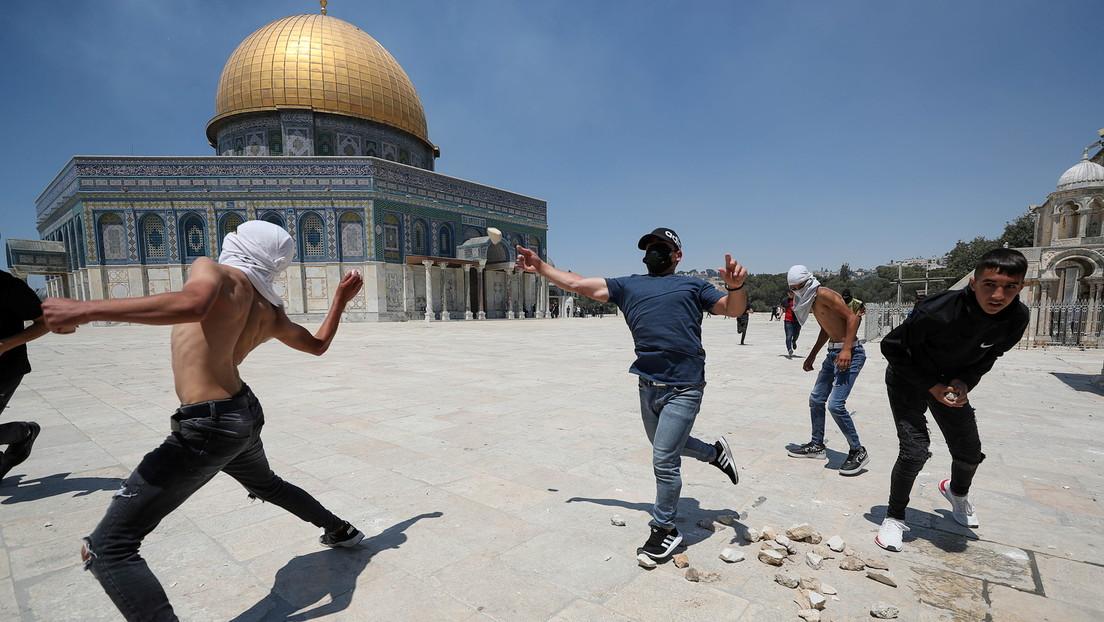 """Israelischer Medienbericht: V-Leute sollen für """"arabische"""" Unruhen hauptverantwortlich sein"""