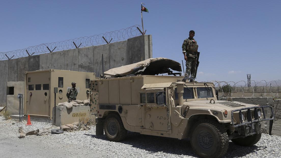 Afghanistan: Regierungssoldaten überlassen Taliban kampflos ihre Ausrüstung aus US-Produktion
