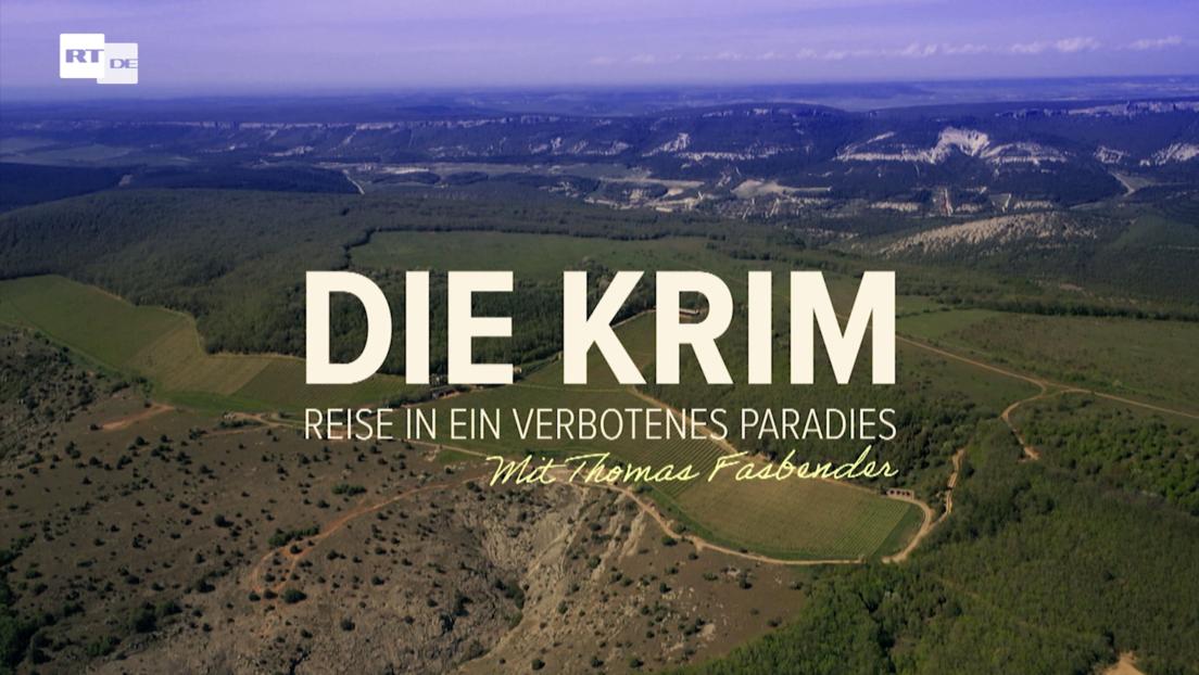 Die Krim - Reise in ein verbotenes Paradies
