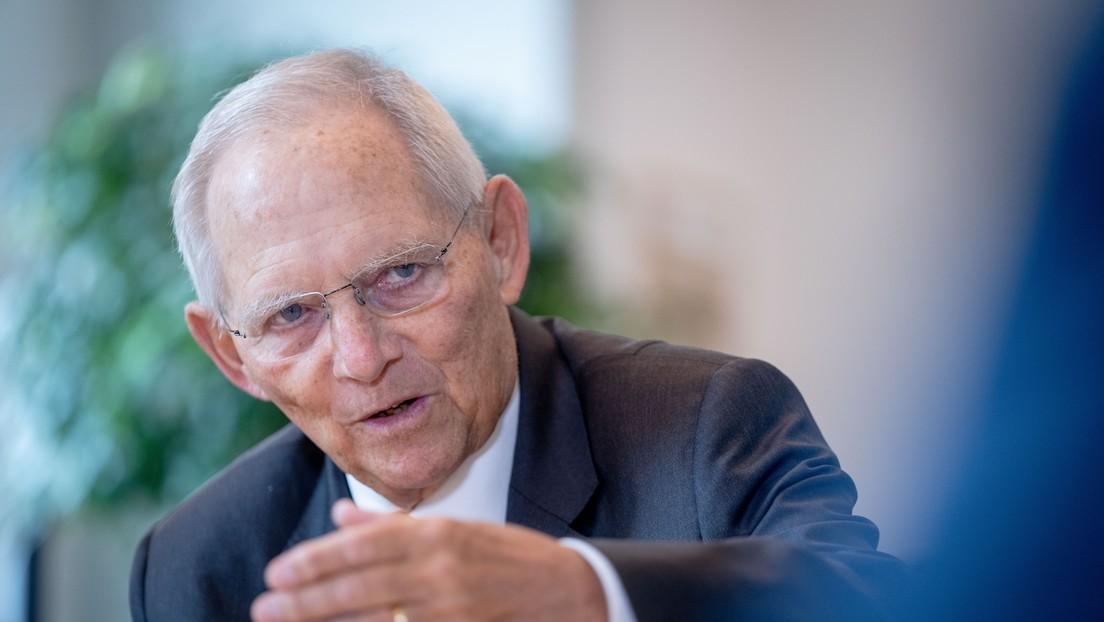 Schäuble kritisch gegenüber Untersuchungsausschuss zur Aufarbeitung der Corona-Politik
